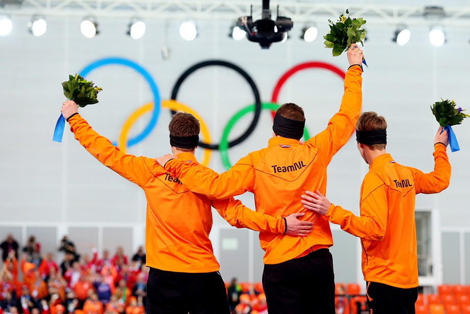 Французы предлагали голландцам провести договорной забег на ОИ-2014 в Сочи