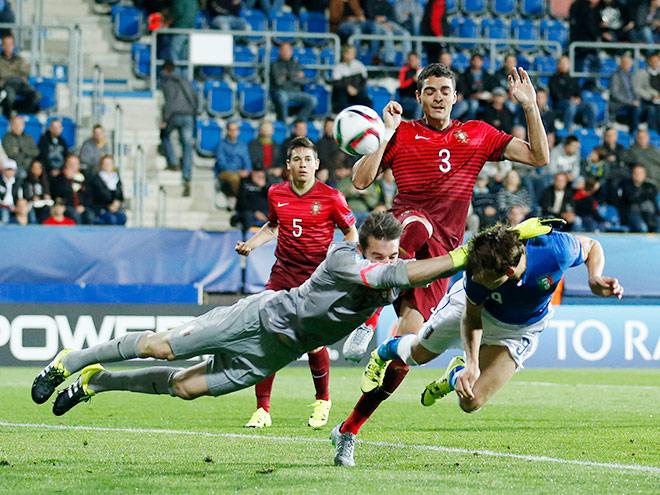 Обзор второго тура Евро U21