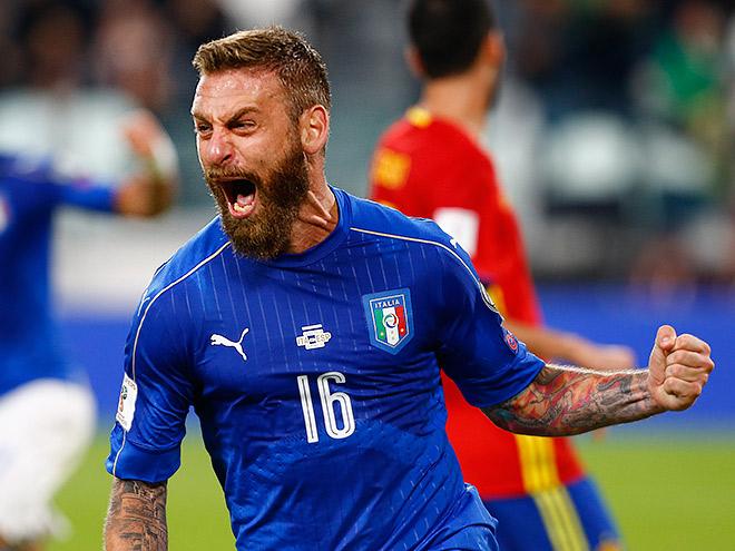 Италия, Испания и Исландия – в обзоре отборочных матчей ЧМ-2018