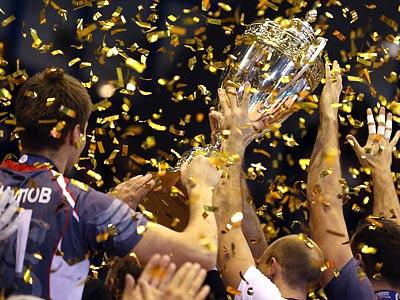 «Белогорье» выиграло Суперкубок России