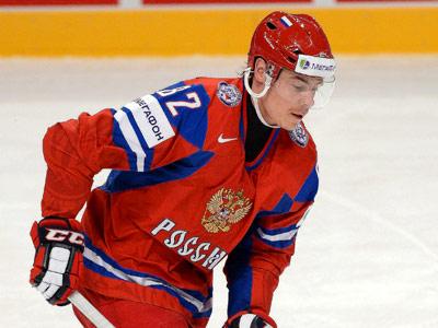 Защитник сборной России Евгений Медведев рассказал о матче с Данией