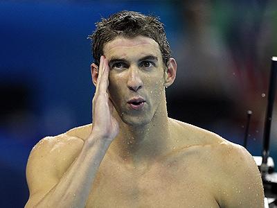 Майкл Фелпс готов побеждать на Олимпийских играх в Лондоне
