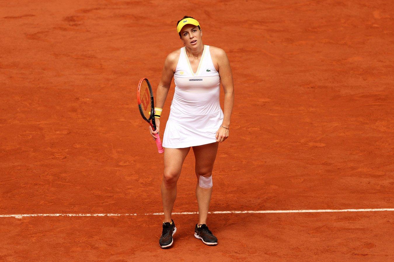 Павлюченкова не сумела завоевать титул на Ролан Гаррос, проиграв Крейчиковой в финале