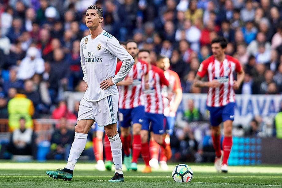 Примера. «Реал» — «Атлетико» — 1:1