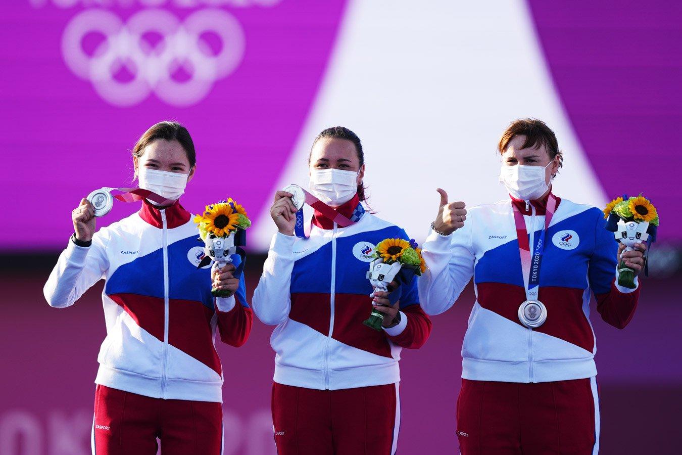 Стрельба из лука на Летних Олимпийских играх — 202