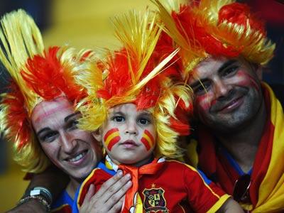 Титов ставит на Испанию, остальные — на пенальти