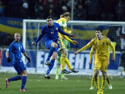 Украина – Молдавия – 2:1