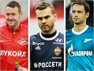 8 звёзд Премьер-Лиги с истекающими контрактами