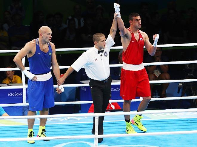 Боксёр Евгений Тищенко стал чемпионом Игр