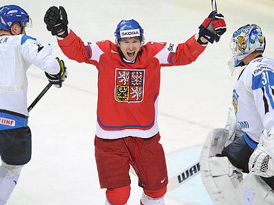Сборная Чехии обыграла финнов и завоевала бронзу чемпионата мира
