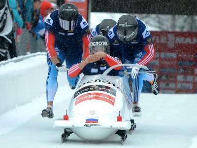 Четвёрка Касьянова в тройке этапа КМ в Парк-Сити