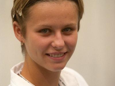 Лина Красноруцкая. Декабрь 2000 года