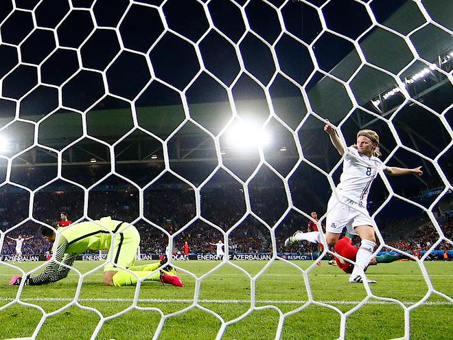 Португалия — Исландия — 1:1