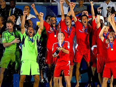 Россия — чемпион мира!!!