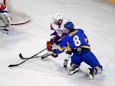Сборная Украины проиграла четвёртый матч кряду на чемпионате мира