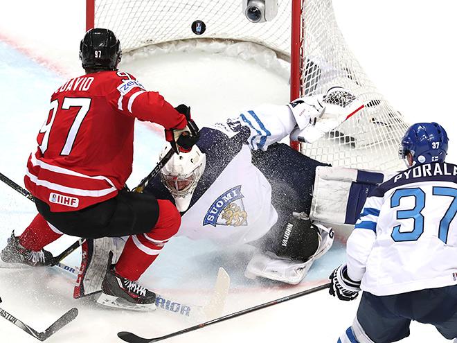 ЧМ-2016. Финляндия – Канада – 0:2