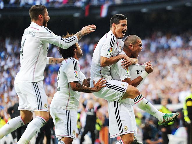 Игроки ФК «Реал» Мадрид