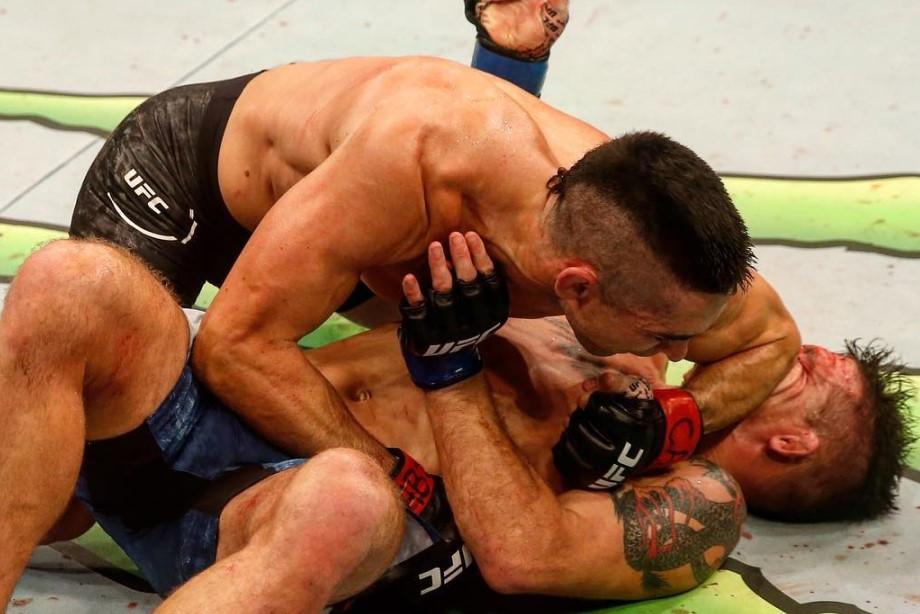 Ночь пугающих нокаутов в Аргентине и 2 новых претендента для UFC