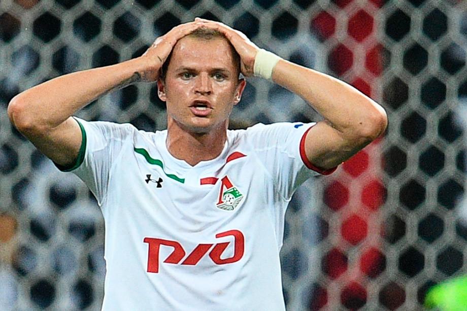 Тарасову запретили покидать пределы России арестованы все счета футболиста