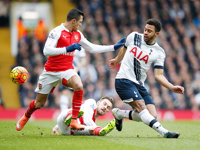 «Тоттенхэм» - «Арсенал» - 2:2. 5 марта. Видео, голы, обзор матча