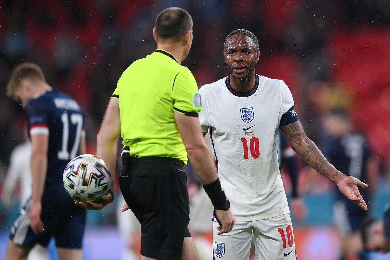 Англия – Шотландия – 0:0