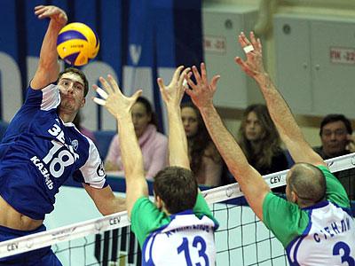 Мужской волейбол. Цена вопроса