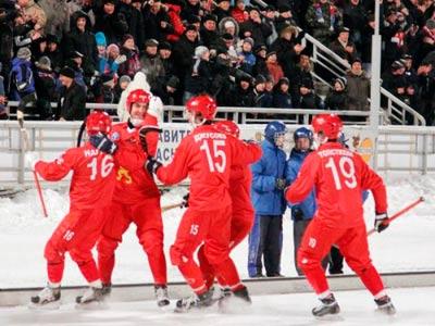 Первые победы Красноярска и Красногорска