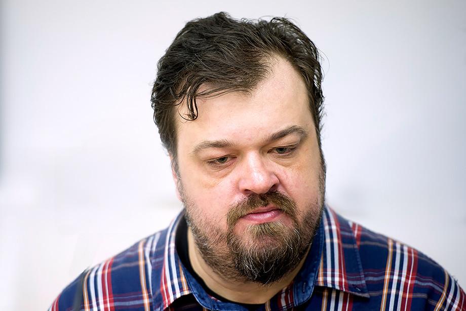 НаВасилия Уткина напали в столицеРФ