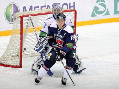 «Динамо» всухую уступило в Нижнем Новгороде
