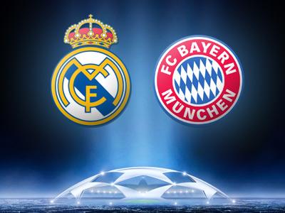 В среду в Мадриде определится соперник «Челси» по финалу ЛЧ