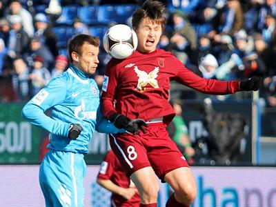 Александр Рязанцев недоволен результатом матча с «Зенитом»