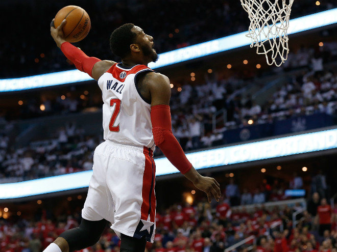 Джон Уолл надеется сыграть в финале плей-офф НБА