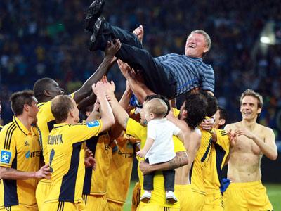 Достижения УПЛ сезона 2012/2013