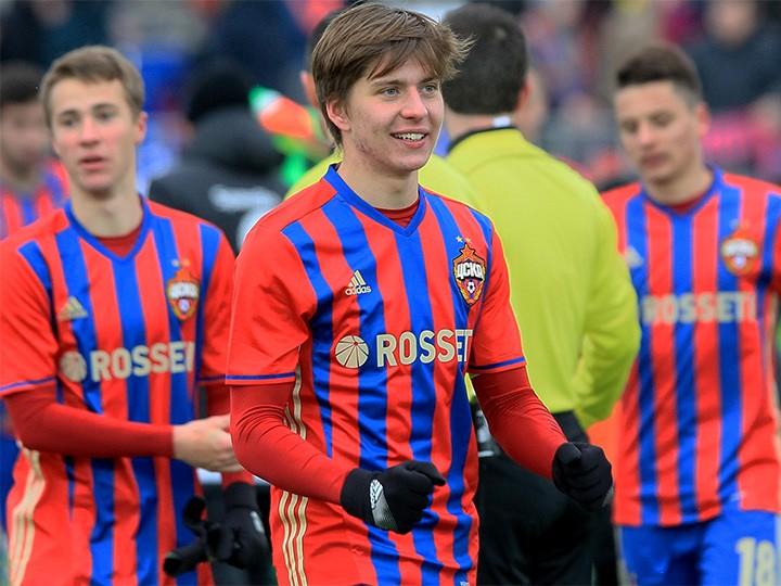 ЦСКА было непросто взломать оборону «Русенборга»— Иван Олейников