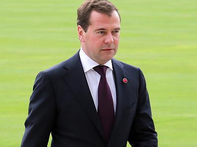 Дмитрий Медведев посетил Олимпийскую деревню
