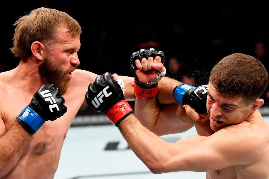 Звёздный ветеран UFC рвётся к титулу Хабиба. Ковбой снова побил фаворита