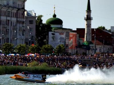 Превью к Гран-при Татарстана водной Формулы-1