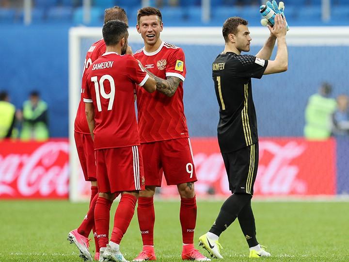 Кубок конфедераций, «Спартак», «Реал» — в обзоре новостей дня