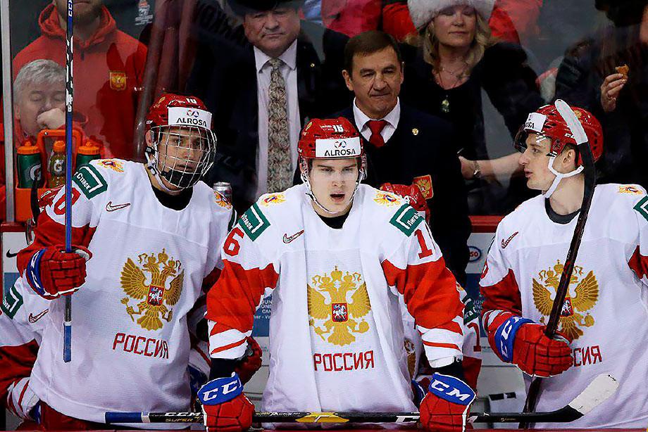 хоккей чемпионат мира молодежка