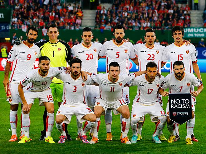 Сборная Черногории