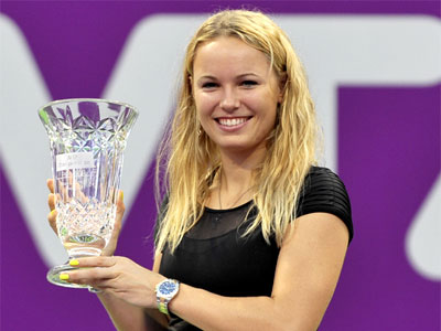 Итоги-2010. Теннисистки года