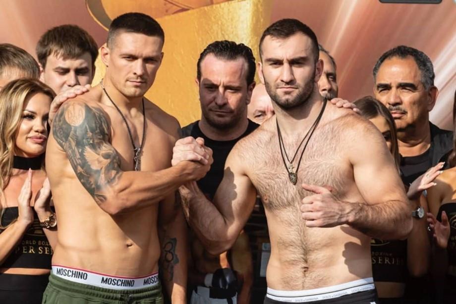 Гассиев – Усик. Россия и Украина выявят сильнейшего бойца мира в боксе