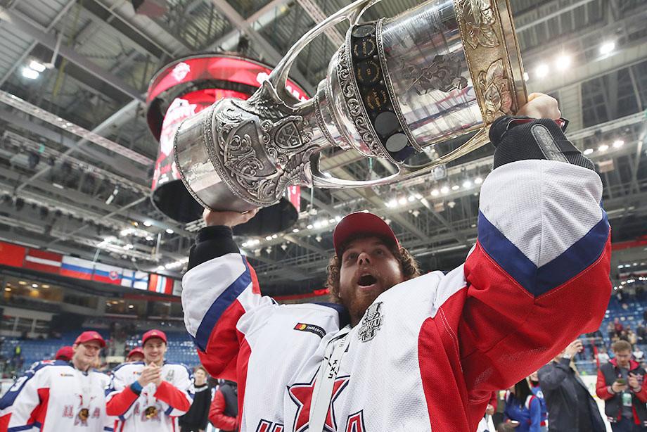 Сорокин – заслуженный MVP. 10 игроков, удививших в плей-офф КХЛ