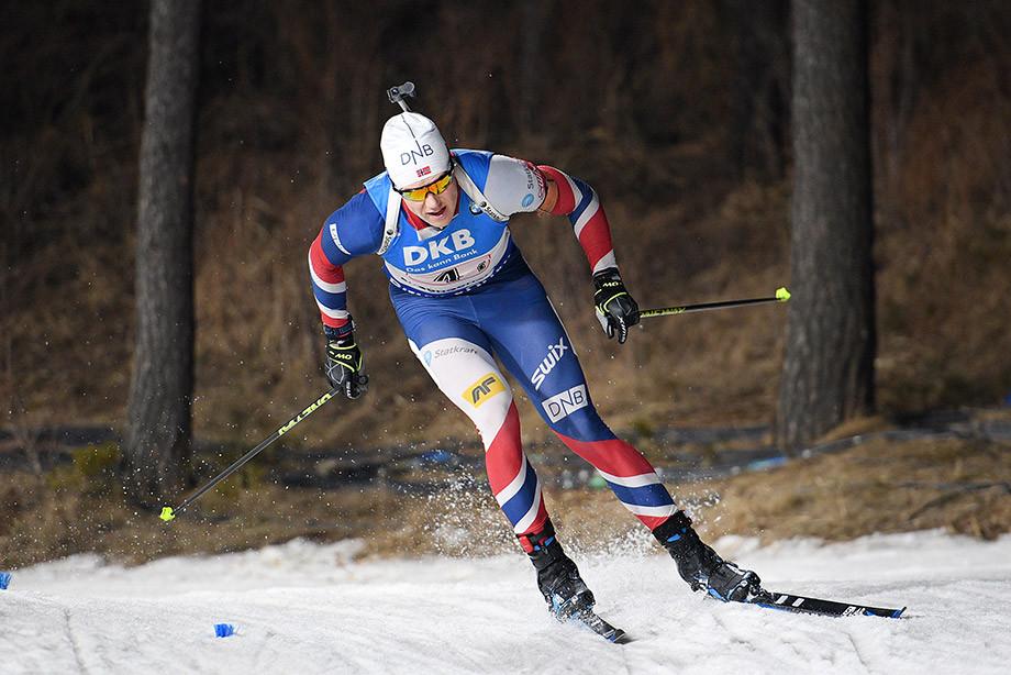 Норвежский биатлонист отыскал виновных вдопинговом прошлом Логинова