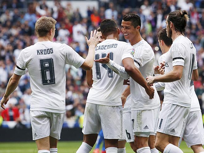 «Реал» – «Леванте»