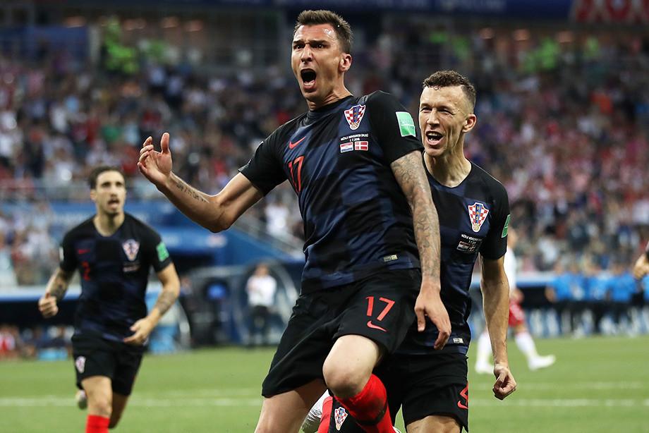 ЧМ-2018. Сборная Хорватии