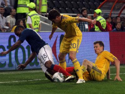Сергей Фёдоров о матче Украина - Франция