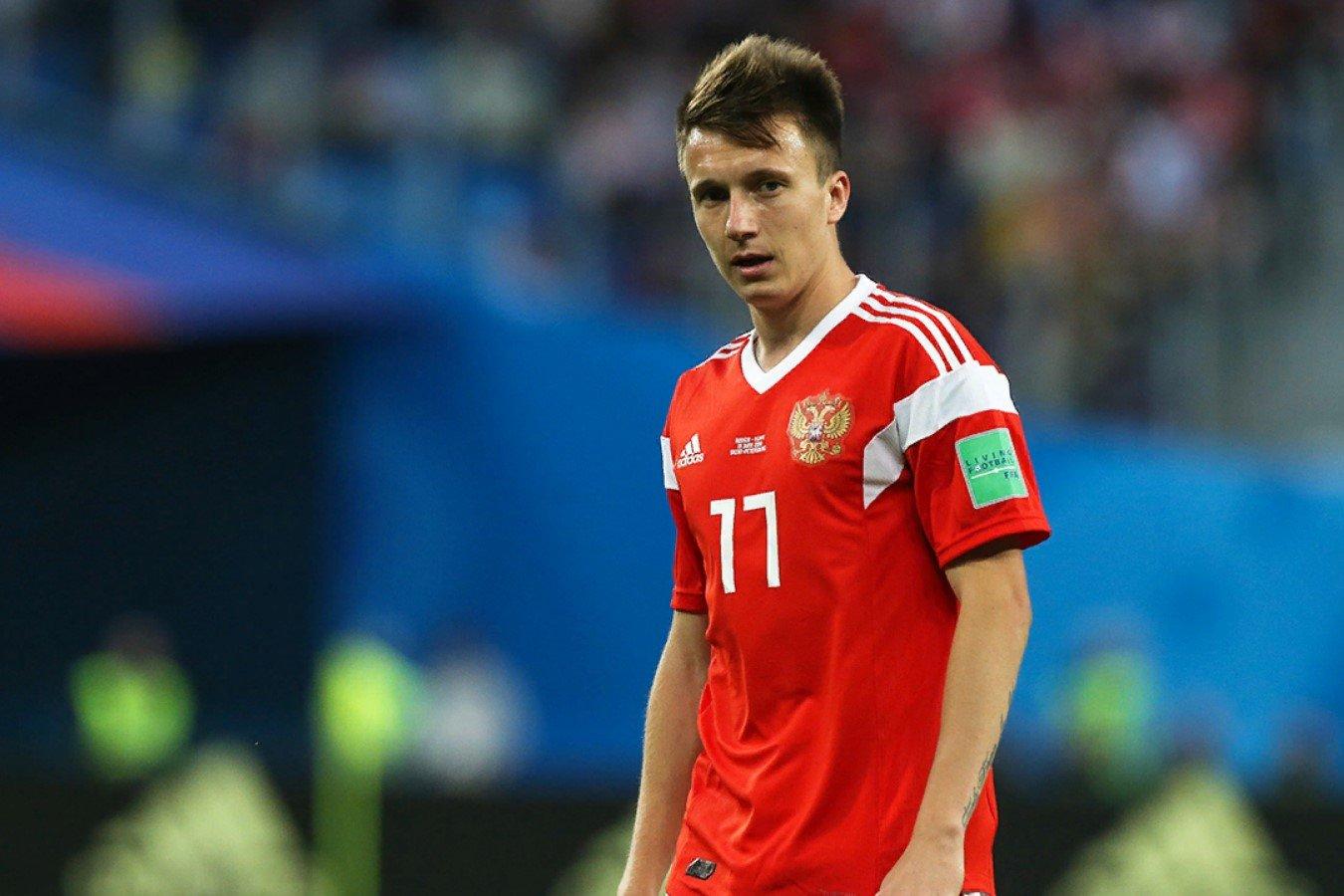 Головин  лучший футболист сборной России в FIFA 22, Лунёв  сильнейший вратарь