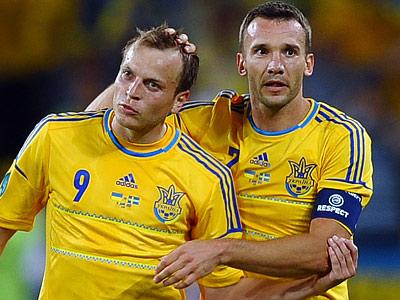 Олег Гусев и Андрей Шевченко