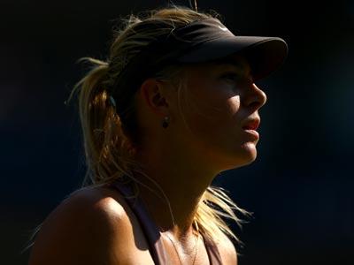 US Open. Мария Шарапова